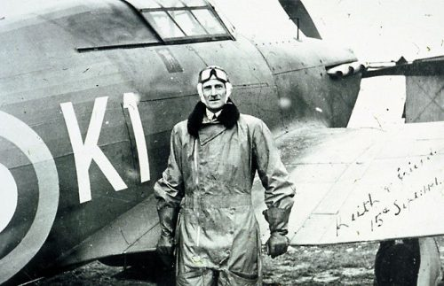 Air Chief Marshal Sir Keith Park – the 'Defender of London'